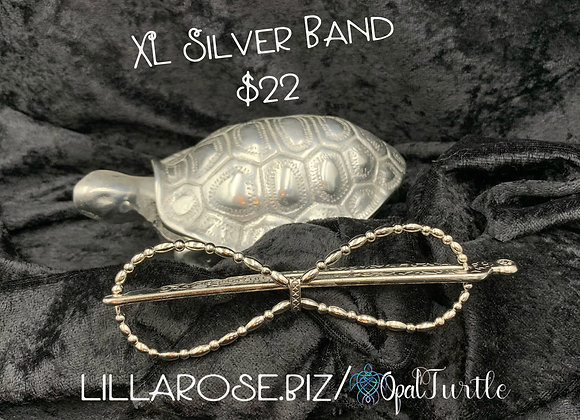 Silver Band XL