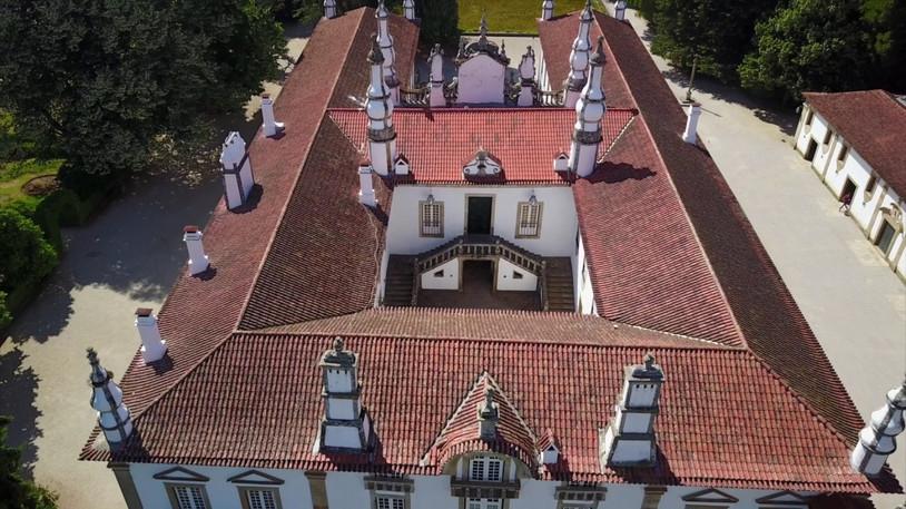 Mateus Palace & Gardens Video