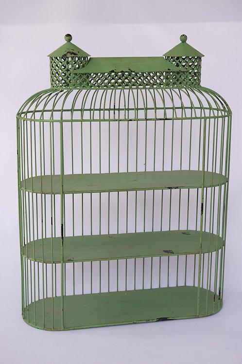 Gaiola Prateleira Verde