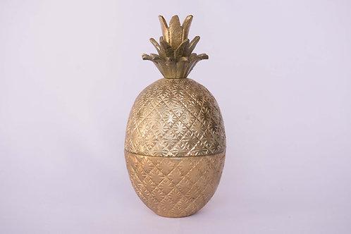 Pote Abacaxi Dourado