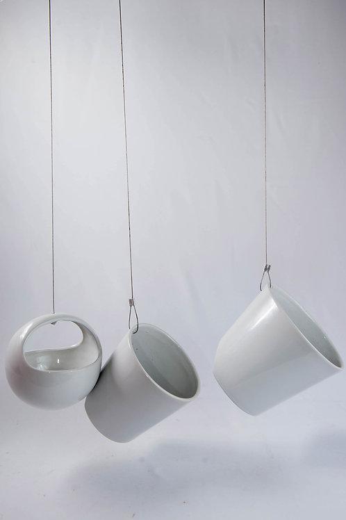 Vasos Cerâmica Flutuante Unid