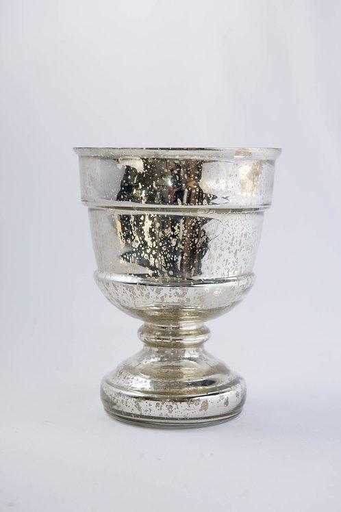 Taça Vidro Prata