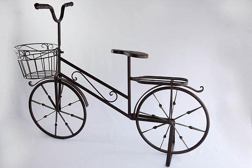 Bicicleta com Cestinha Frontal