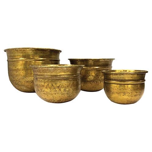 Bowl Alpca Gold - Verificar Descrição