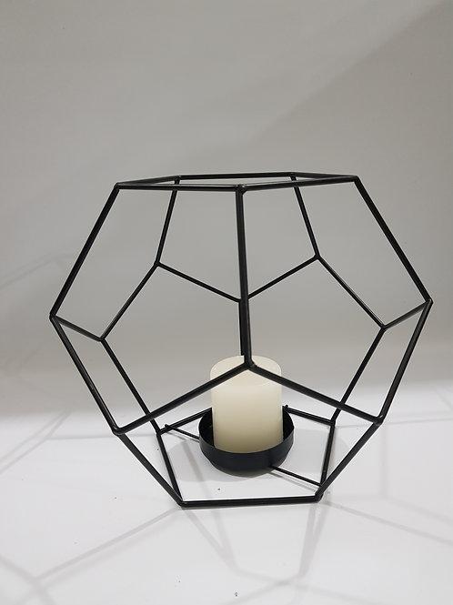 Lanterna Geométrica Cores