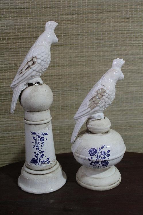 Dupla Pássaros Nankin