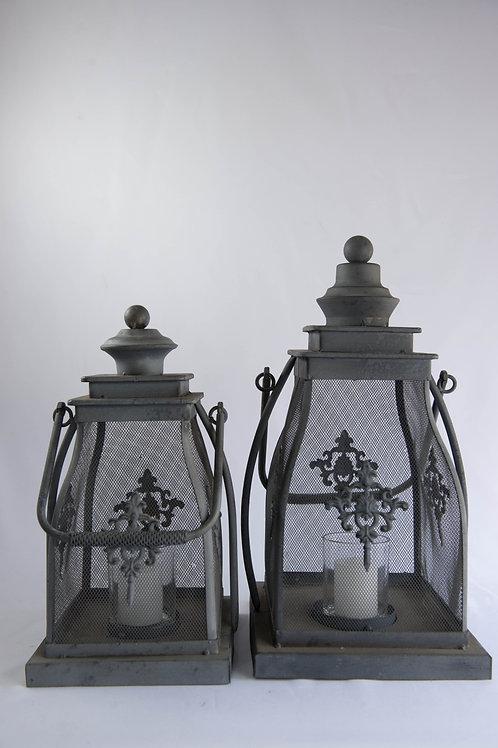 Lanterna Cinza M e G - Ver Descrição