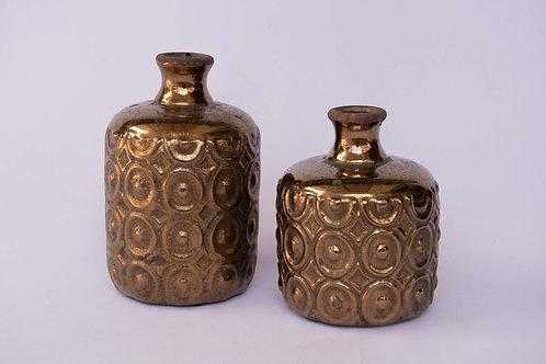 Garrafa Bojuda Bronze