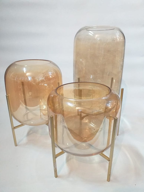 Vasos Celina com Suporte P, M, G
