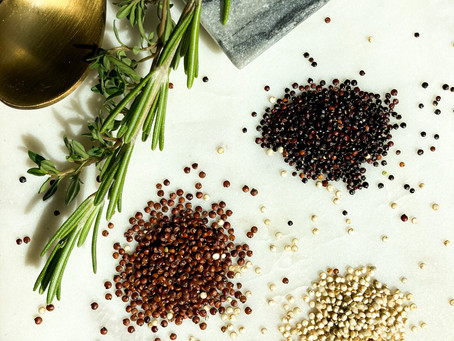 The Essential Quinoa for Human Health