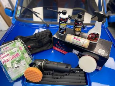 Pack Lustrage avec Polisseuse  |  265€