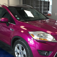 Total covering Ford Kuga