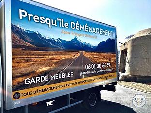 Marquage publicitaire Guérande