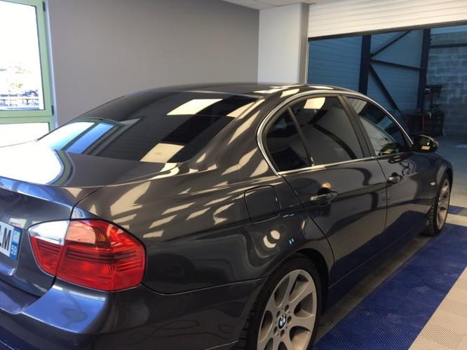 Vitres teintées BMW 330i e90