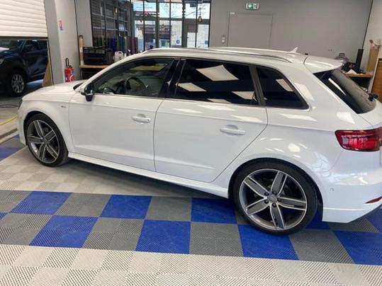 Audi A3 Sportback - Vitres téintées - Gu