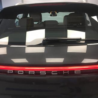 Vitres teintées Porsche Guérande La Baule