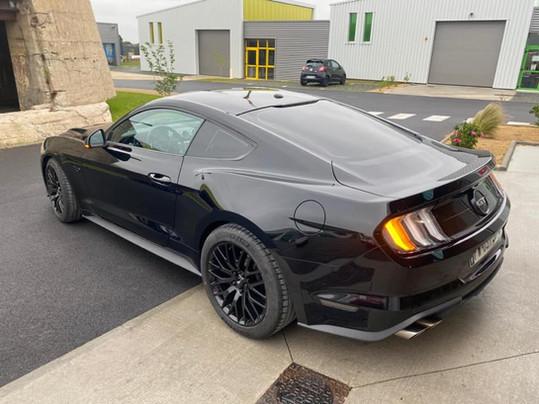 Mustang - Vitres Teintées - Guérande - X