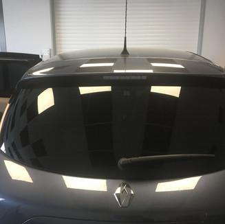 Renault Zoé vitres teintées