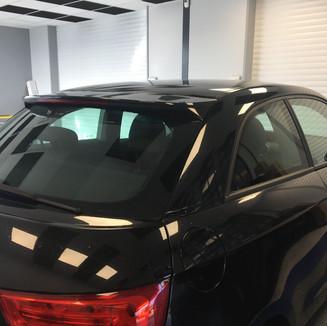 Audi A1 vitres teintées