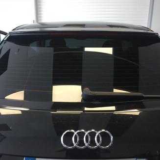 Audi A1 vitres teintées arrière