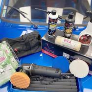 Pack Lustrage avec Polisseuse | 265,00€