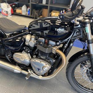 Covering moto Guérande