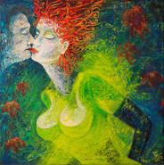 The Kiss (Homage a Ivanova)