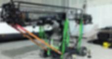 Techno crane for video production
