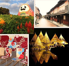 Historical houses, traditional handicrafts and traditional performing arts.