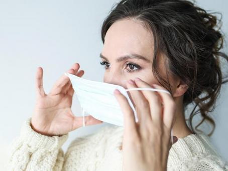 Hoe verzorg je je huid als je een masker draagt?