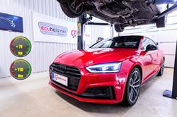 Audi S5 ohjelmointi celtic tuning