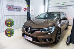 Renault Megane ohjelmointi celtic tuning