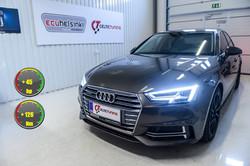 Audi A4 lastutus celtic tuning