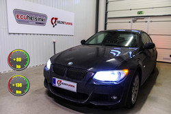 BMW 335i N55 optimointi celtic
