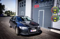 Audi A4 2.0 TFSI Optimointi