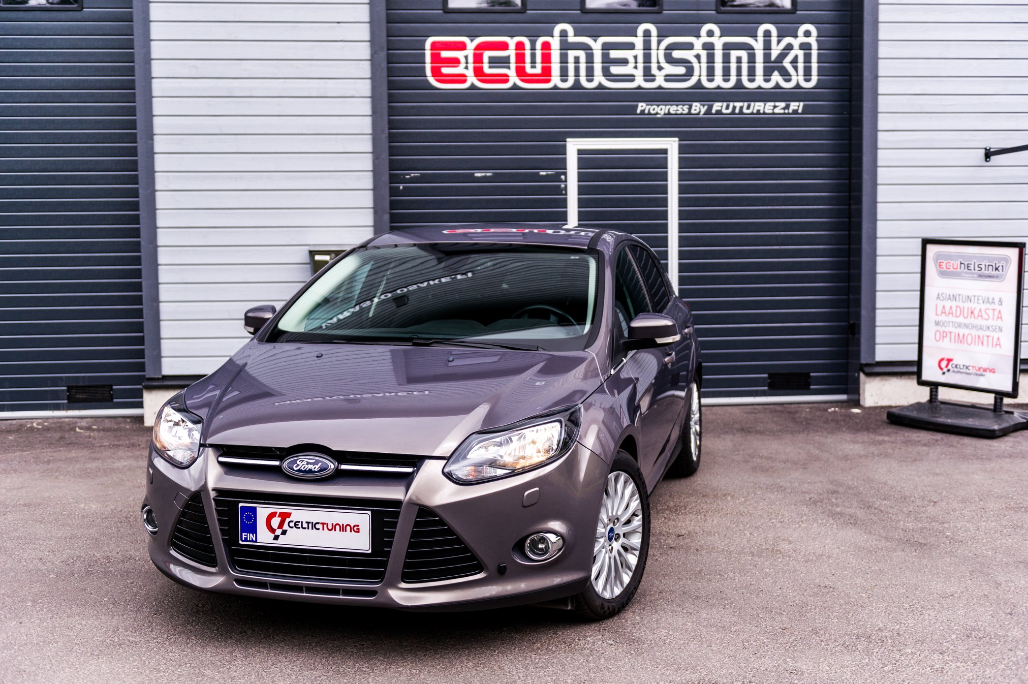Ford focus lastutus celtic tuning