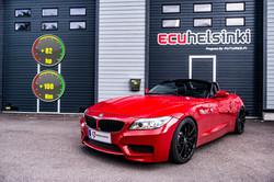 BMW Z4 lastutus celtic tuning