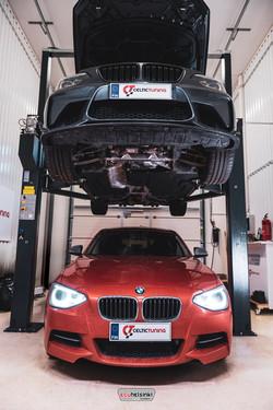 BMW M135i celtictuning lastutus