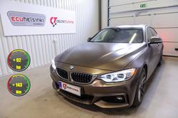 BMW 435D lastutus celtic tuning