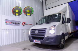 VW crafter optimointi celtic tuning