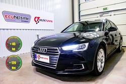Audi A4 2.0 TDI optimointi celtic