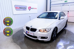 BMW 320D E93 optimointi celtic tunin