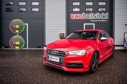 Audi S3 ohjelmointi celtic tuning