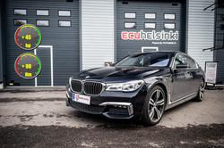 BMW 740e celtictuning lastutus
