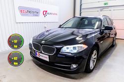 BMW 520D lastutus celtic tuning