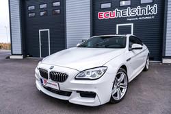 BMW 640D Celtic Tuning Lastutus