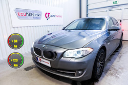 BMW 530D optimointi celtic tuning