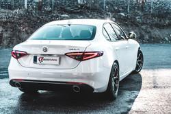 Alfa Romeo Giulia lastu celtic tunin