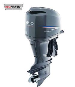 Yamaha F225 F250 lastutus ohjelmoint
