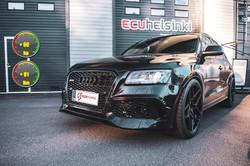 Audi SQ5 lastutus celtic tuning